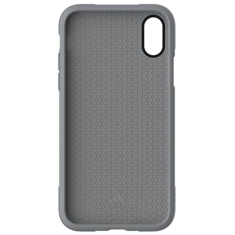 Adidas SP Solo Case iPhone X/Xs Black-Grey 08