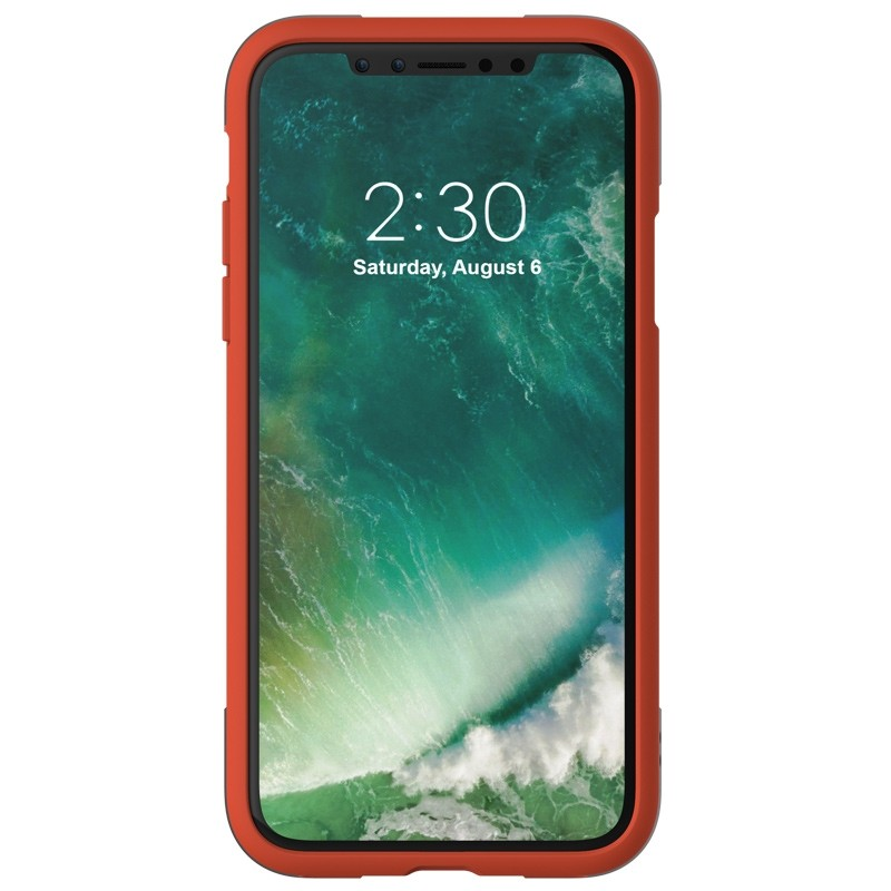 Adidas SP Solo Case iPhone X/Xs Black-Red 04