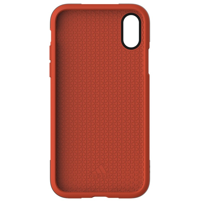 Adidas SP Solo Case iPhone X/Xs Black-Red 07