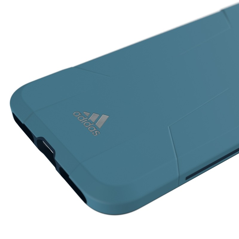 Adidas SP Solo Case iPhone X/Xs Core Blue 05