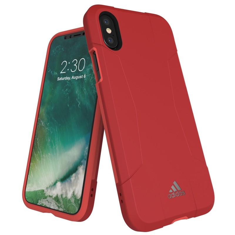 Adidas SP Solo Case iPhone X/Xs Energy Pink 01