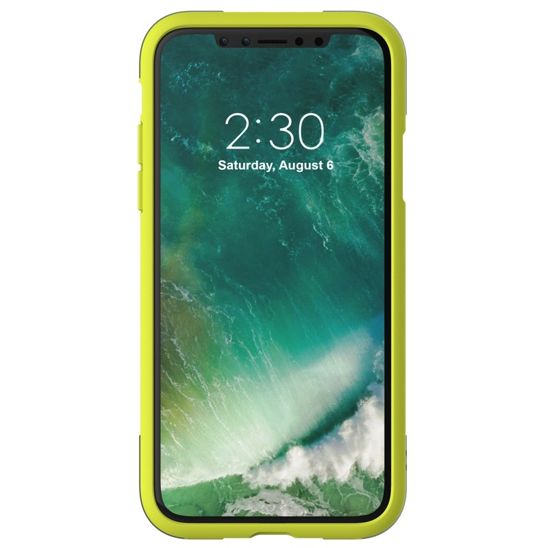 Adidas SP Solo Case iPhone X/Xs Solar Yellow 04
