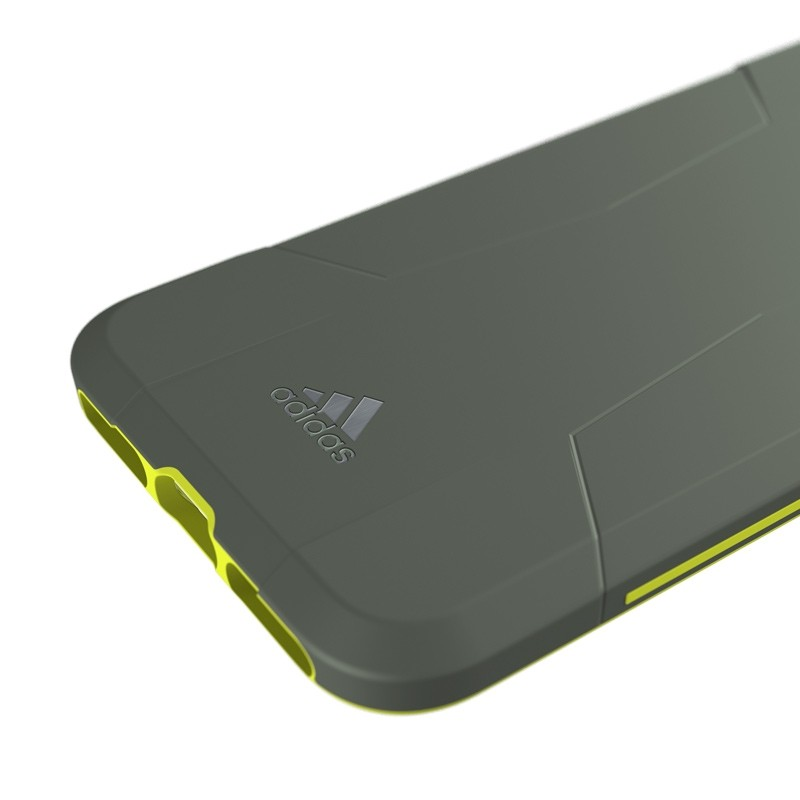Adidas SP Solo Case iPhone X/Xs Solar Yellow 07