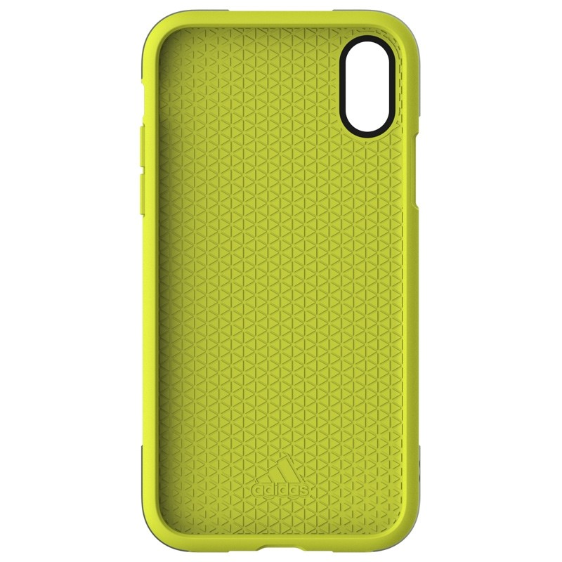 Adidas SP Solo Case iPhone X/Xs Solar Yellow 08