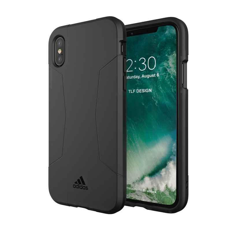 Adidas SP - Agravic iPhone 8 Hoesje Zwart - 6