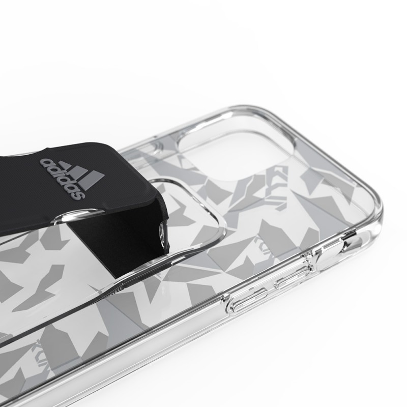 Adidas Grip Case Clear iPhone 12 Mini 5.4 Grijs/transparant - 7