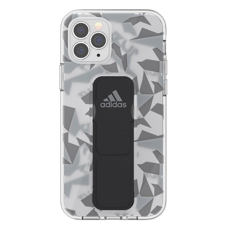 Adidas Clear Grip Case Camo iPhone 12 Pro Max Grijs/transparant - 2