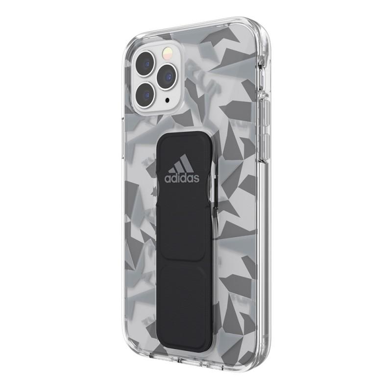Adidas Clear Grip Case Camo iPhone 12 Pro Max Grijs/transparant - 6