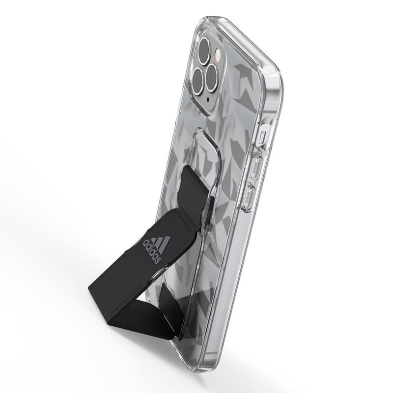 Adidas Clear Grip Case Camo iPhone 12 Pro Max Grijs/transparant - 5