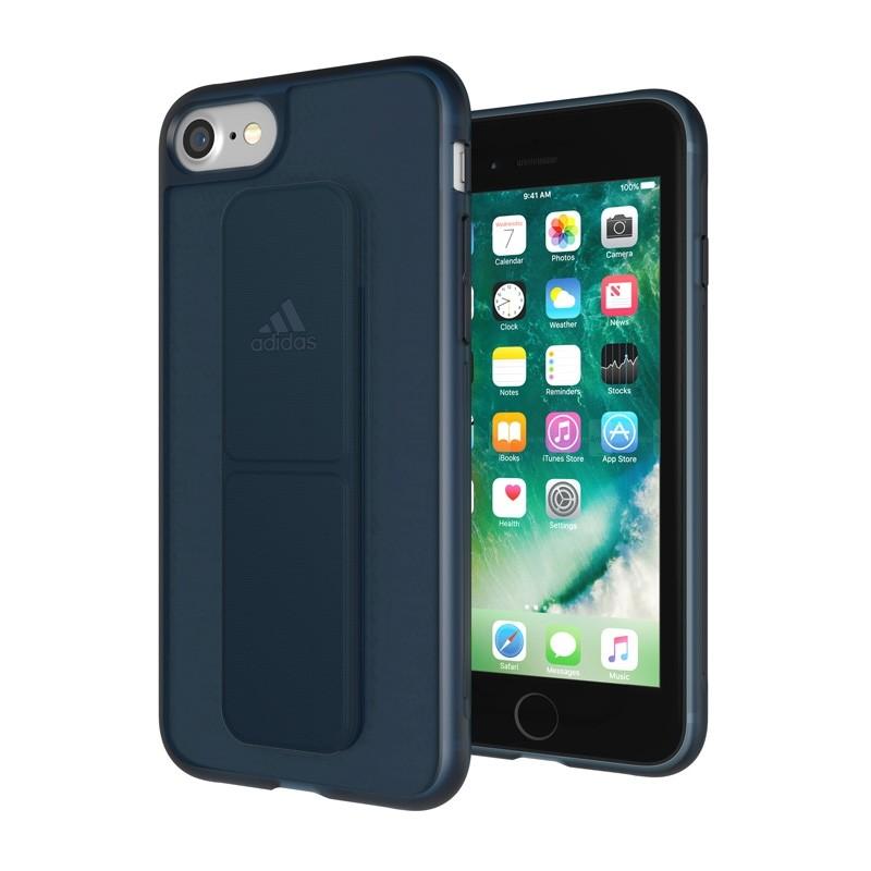 Adidas SP Grip Case iPhone 8/7/6S/6 Blauw - 6