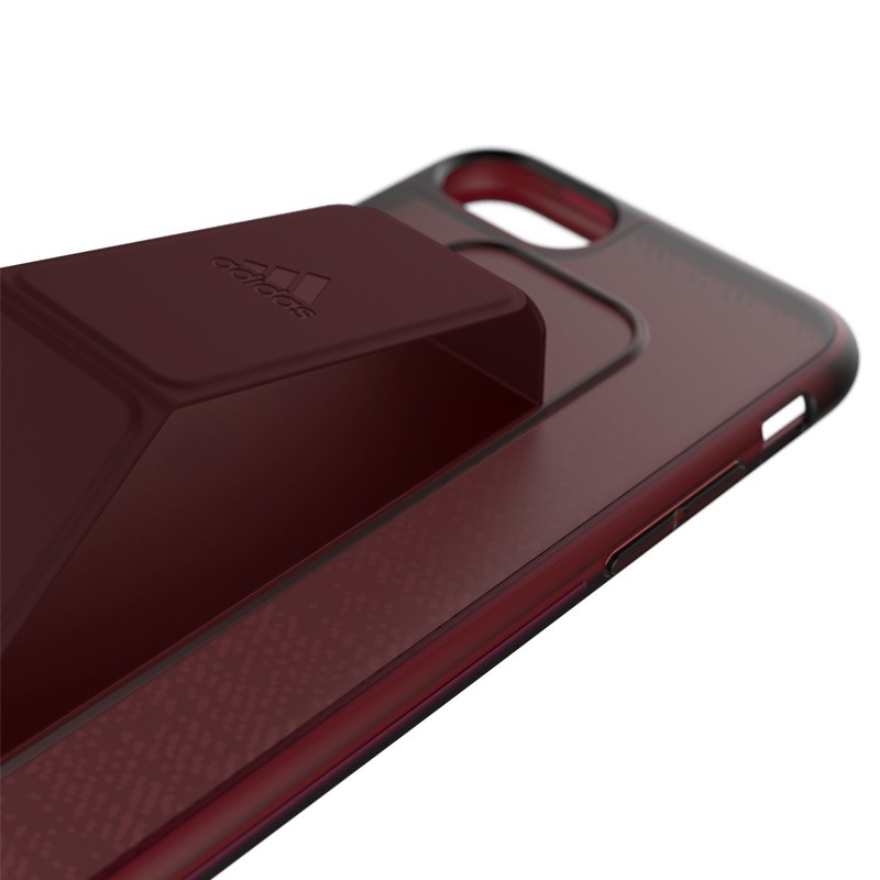 Adidas SP Grip Case iPhone 8/7/6S/6 Rood - 2
