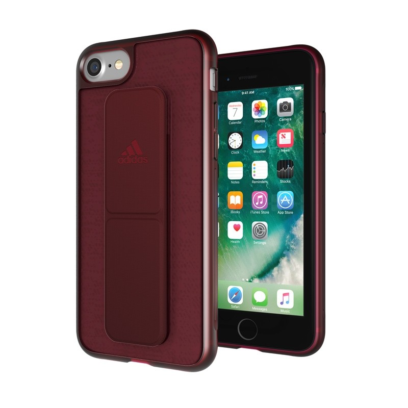 Adidas SP Grip Case iPhone 8/7/6S/6 Rood - 5