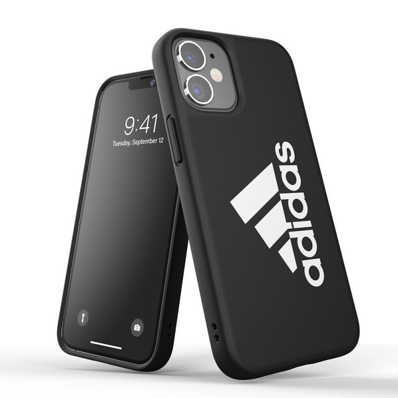 Adidas Iconic Sports Case iPhone 12 Mini 5.4 Zwart - 2