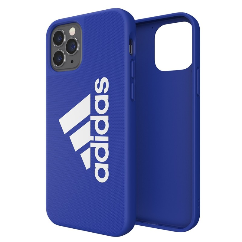 Adidas Iconic Sports Case iPhone 12 Pro Max Blauw - 1