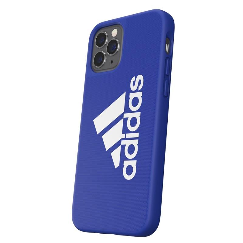 Adidas Iconic Sports Case iPhone 12 Pro Max Blauw - 3