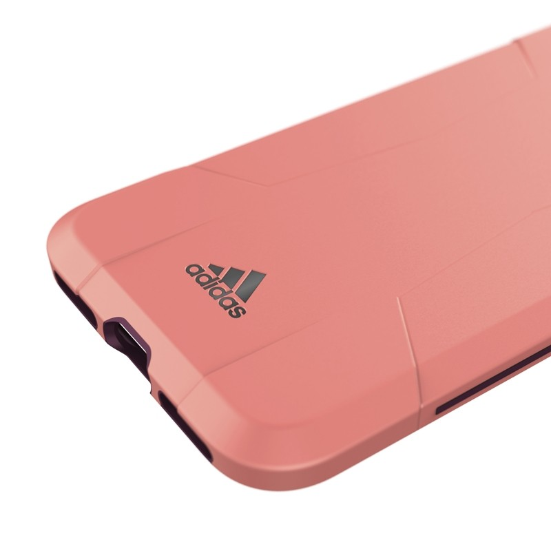 Adidas SP Solo Case iPhone 8/7/6S/6 Roze/Paars - 2