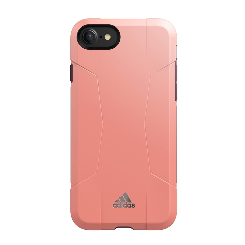 Adidas SP Solo Case iPhone 8/7/6S/6 Roze/Paars - 5