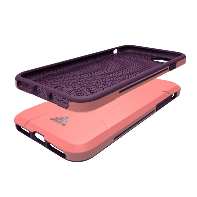 Adidas SP Solo Case iPhone 8/7/6S/6 Roze/Paars - 6