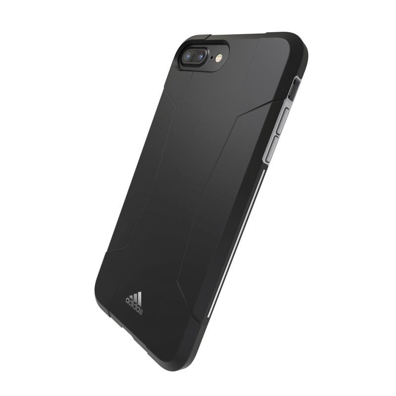 Adidas SP Solo Case iPhone 8 Plus/7 Plus Zwart/Grijs - 5