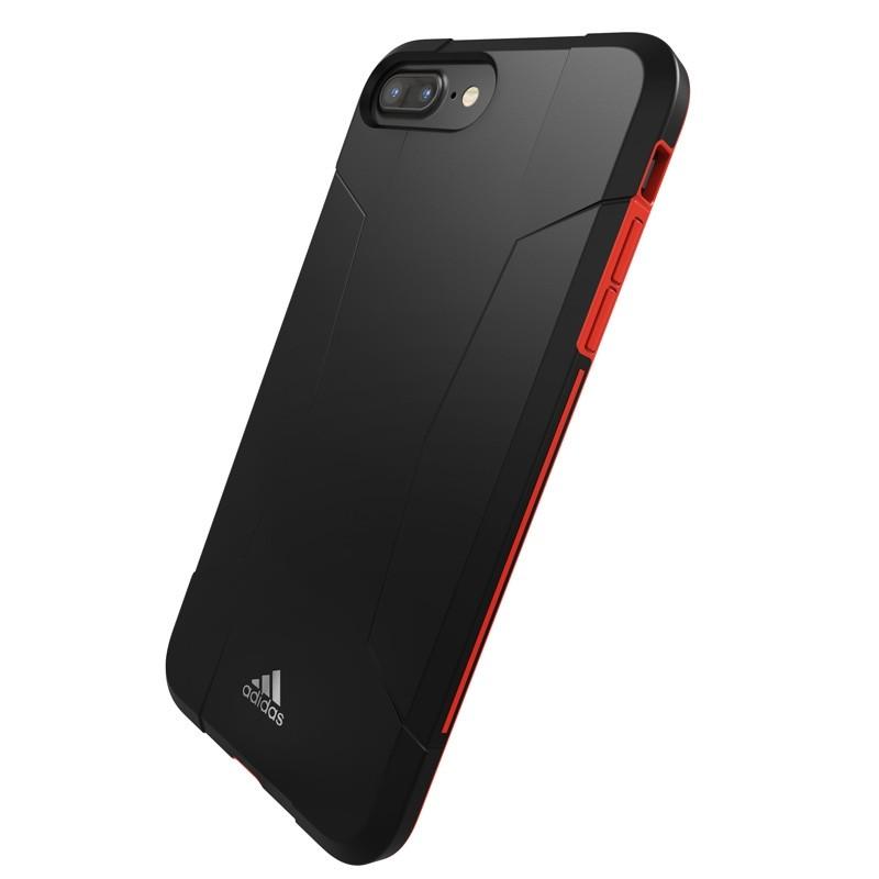 Adidas SP Solo Case iPhone 8 Plus/7 Plus Zwart/Rood - 5