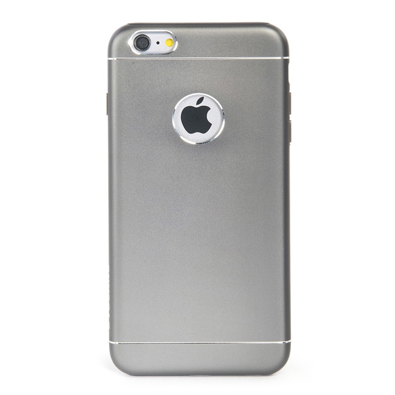 new product 84e52 e6b29 Tucano - Al-Go Aluminium iPhone 6/6S Plus grey