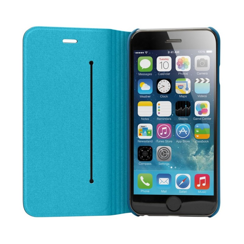 LAUT Apex Folio iPhone 6 Blue - 1