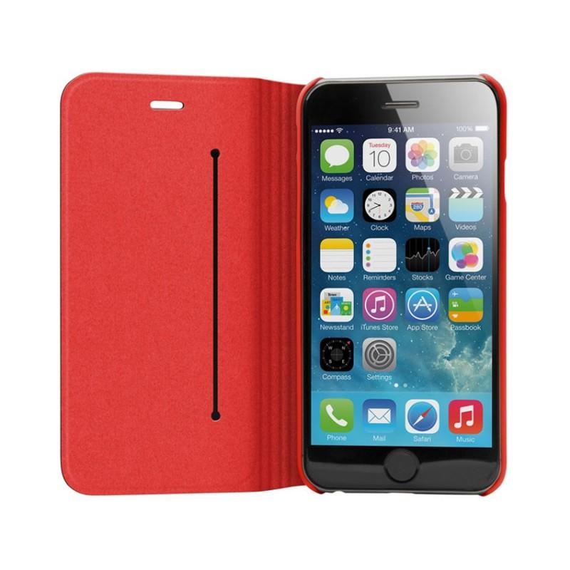 LAUT Apex Folio iPhone 6 Plus Red - 1