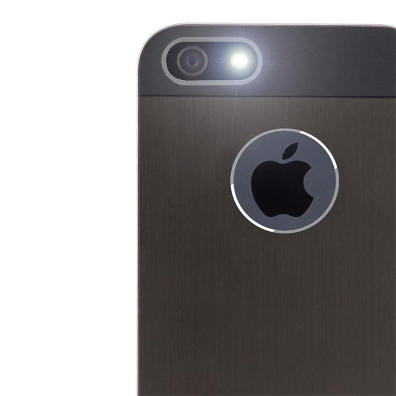 Moshi iGlaze Armour iPhone 5/5S/5C Black - 5