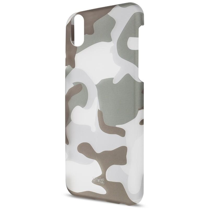 Artwizz Camouflage Clip iPhone X/Xs 01
