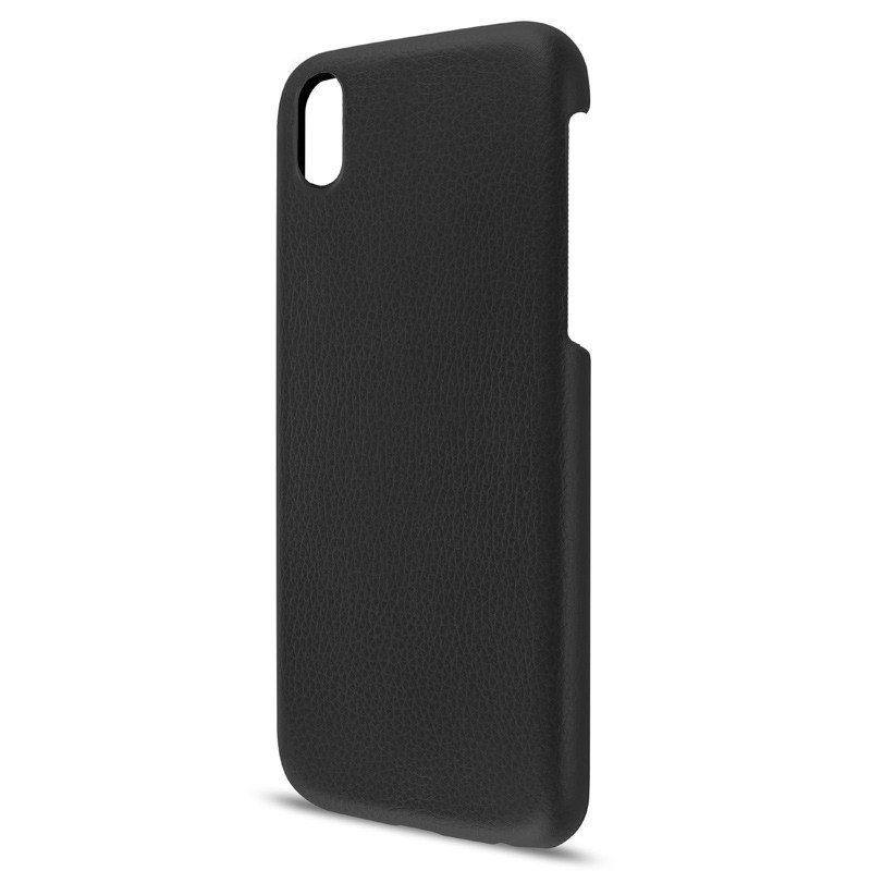 Artwizz Leather Clip iPhone X/Xs Black 01