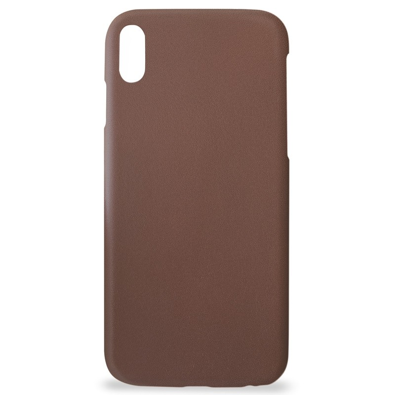 Artwizz Leather Clip iPhone X/Xs Brown 02