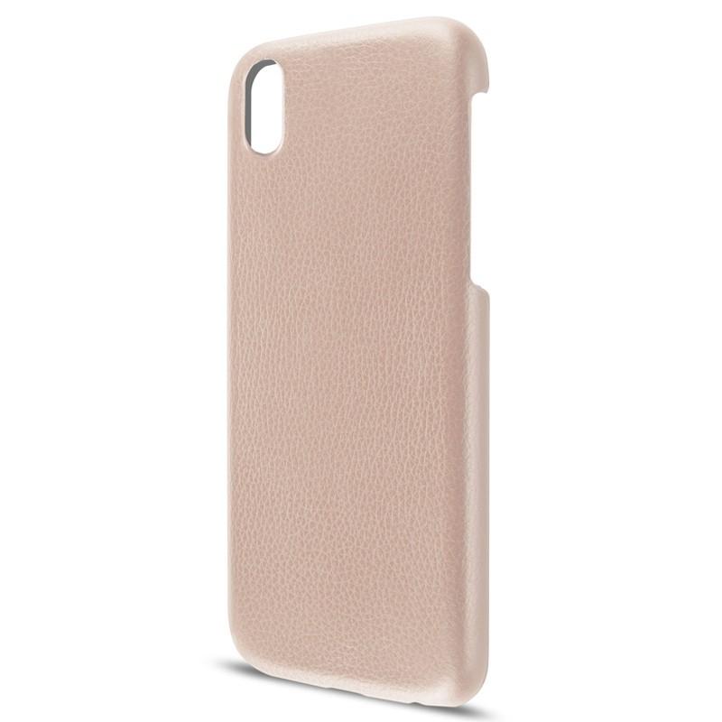 Artwizz Leather Clip iPhone X/Xs Nude 01