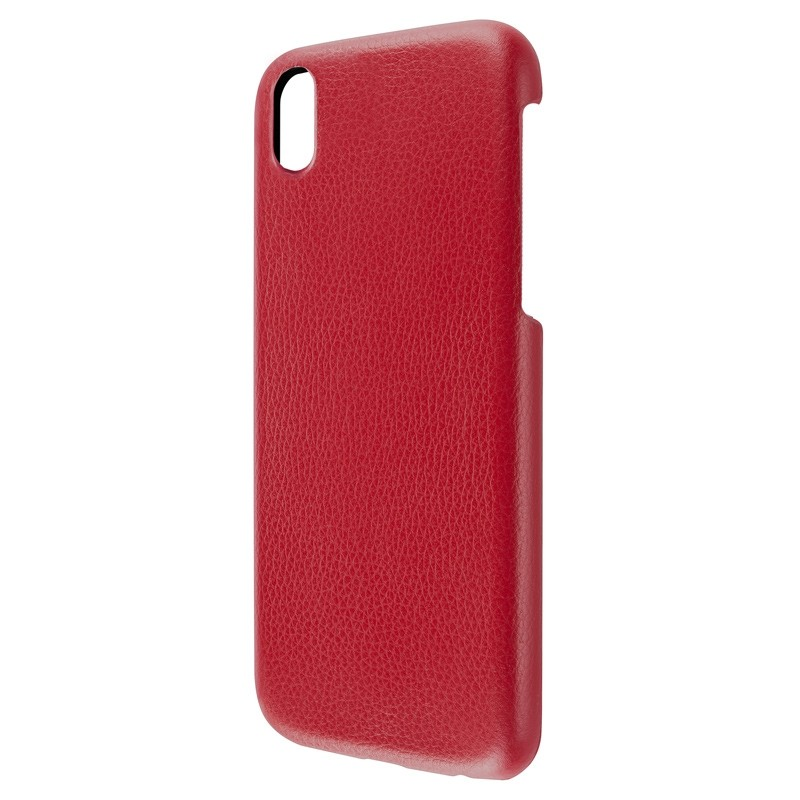 Artwizz Leather Clip iPhone X/Xs Red 01
