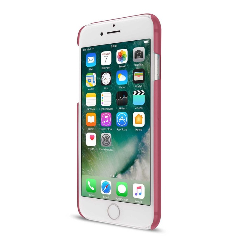 Artwizz Rubber Clip iPhone 7 Berry 02