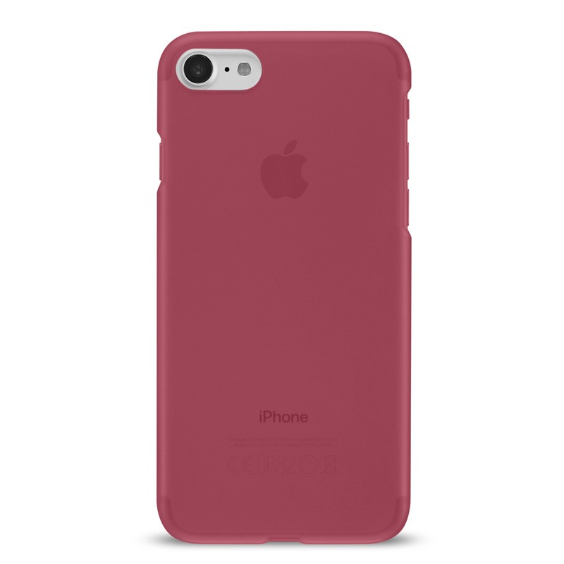 Artwizz Rubber Clip iPhone 7 Berry 03