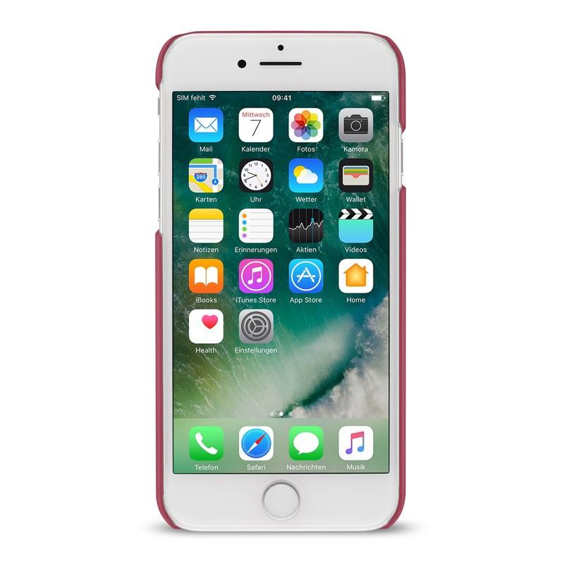 Artwizz Rubber Clip iPhone 7 Berry 04