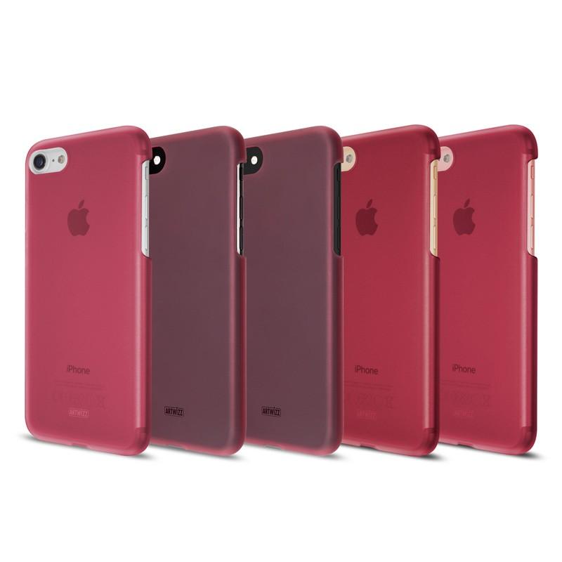 Artwizz Rubber Clip iPhone 7 Berry 08
