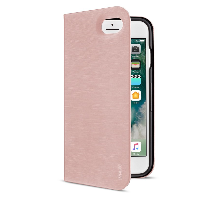 Artwizz - SeeJacket Folio iPhone 7 RoseGold 0