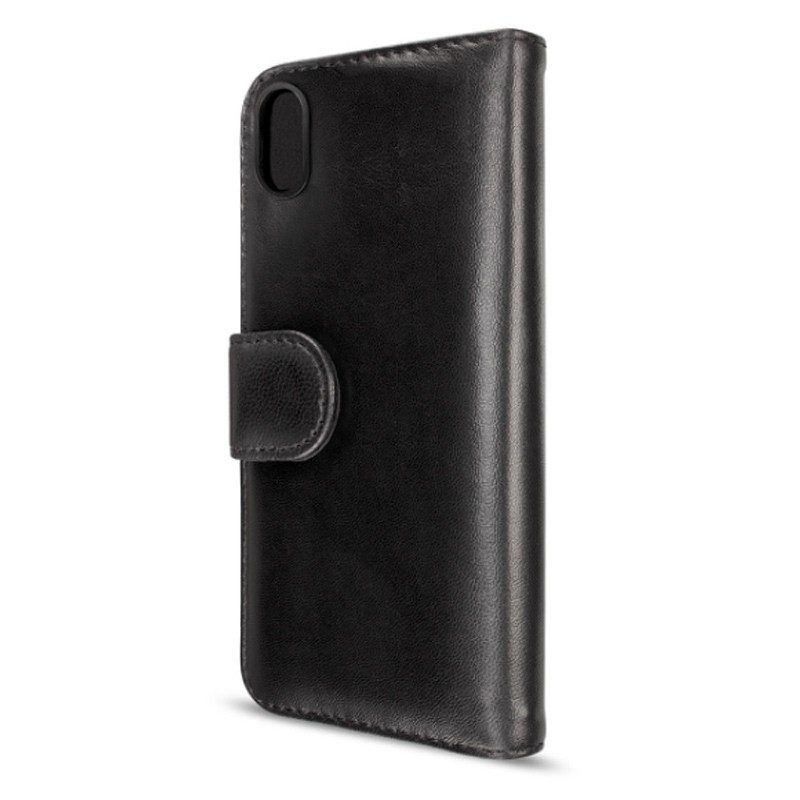 Artwizz SeeJacket Leather iPhone X/Xs Black 02