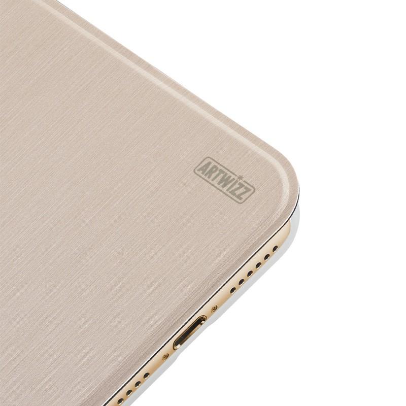 Artwizz Smart Jacket iPhone 7 Gold 07