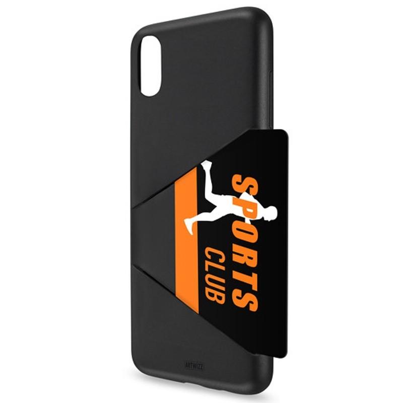 Artwizz TPU Card Case iPhone X/Xs 01