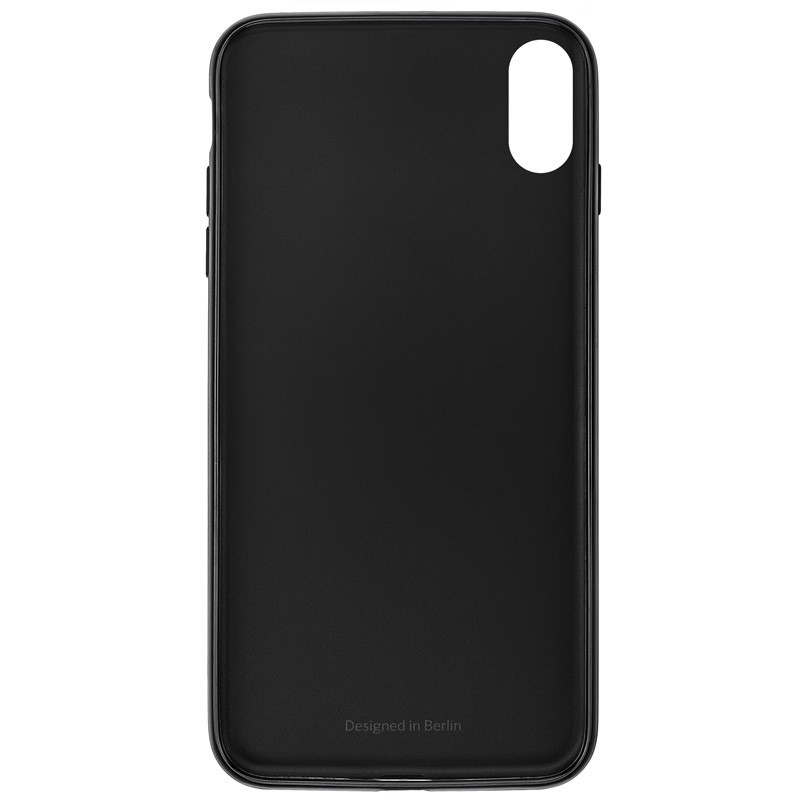 Artwizz TPU Case iPhone XR Zwart 02