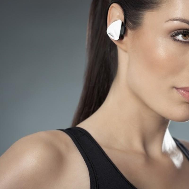 Avanca - D1 Sports Headset Geel 07