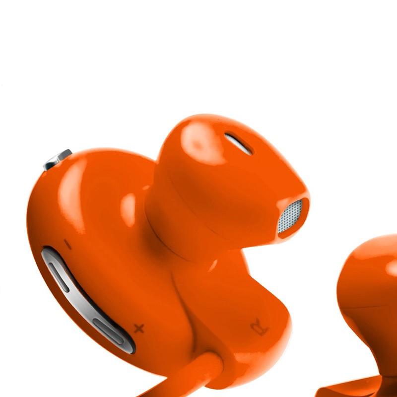 Avanca - S1 Sports Headset Orange 02
