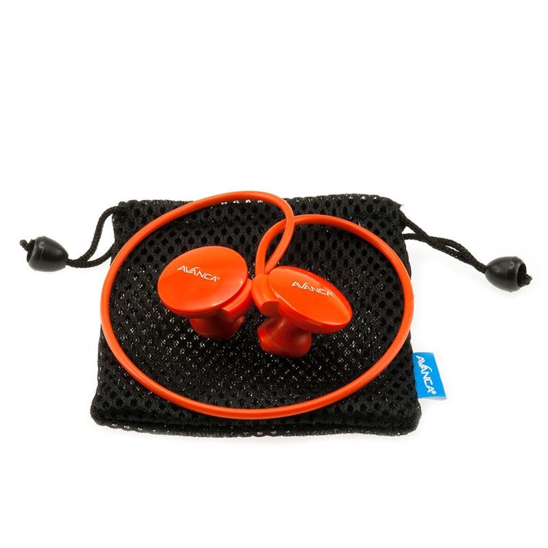 Avanca - S1 Sports Headset Orange 03