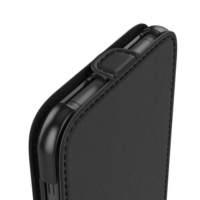 BeHello Flip Case iPhone X/Xs Zwart 04