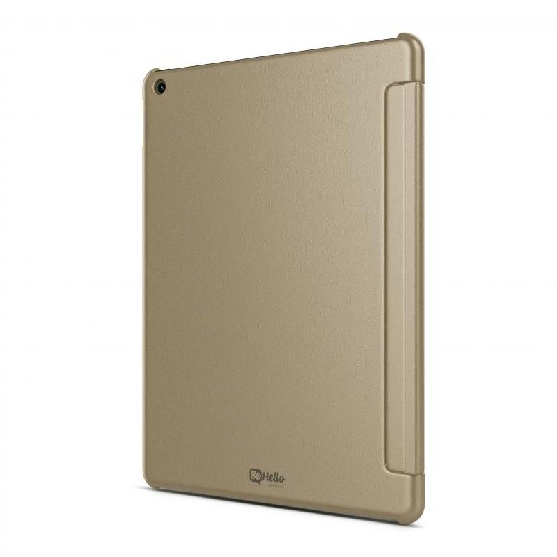 BeHello Smart Stand iPad 2017 Hoesje Goud - 2