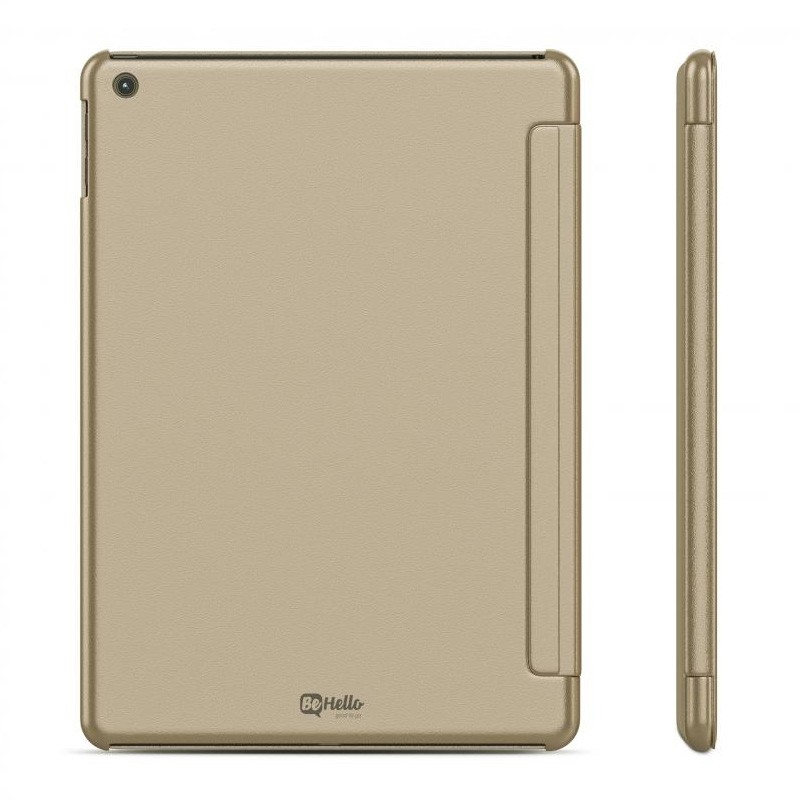 BeHello Smart Stand iPad 2017 Hoesje Goud - 3
