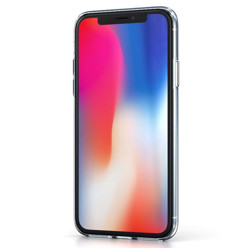 BeHello ThinGel Case iPhone XS Max Transparant 02