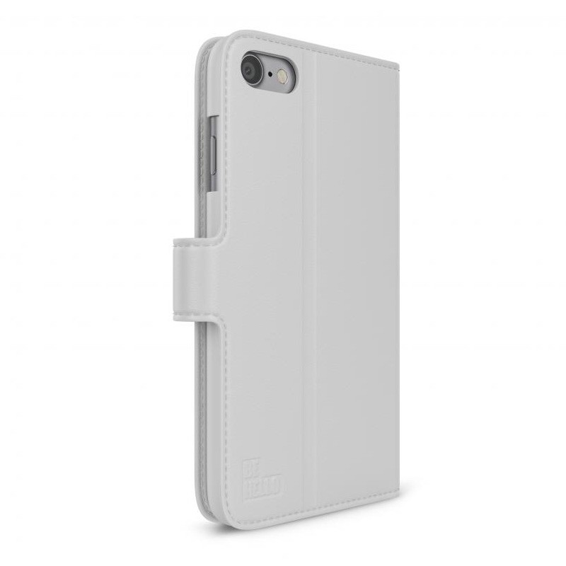 BeHello Portemonnee Hoes iPhone SE (2020)/8/7/6S/6 Wit - 4